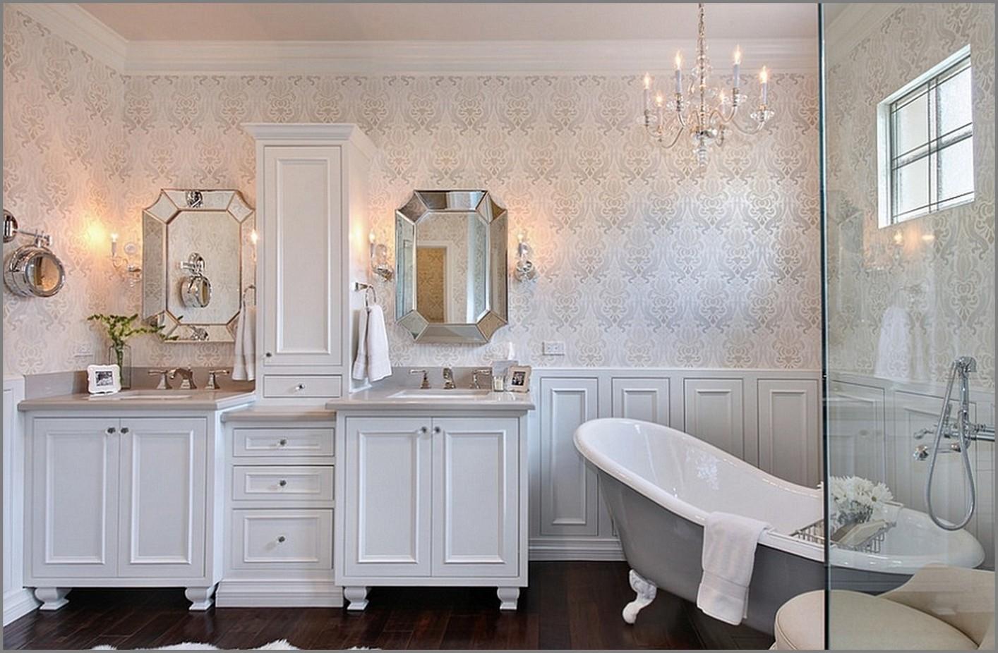 Античный-стиль-в-интерьере-ванной.