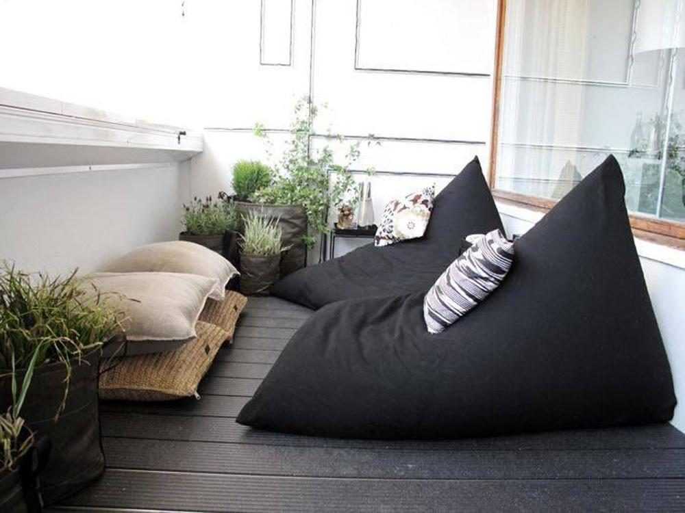 Кресло мешок для террасы