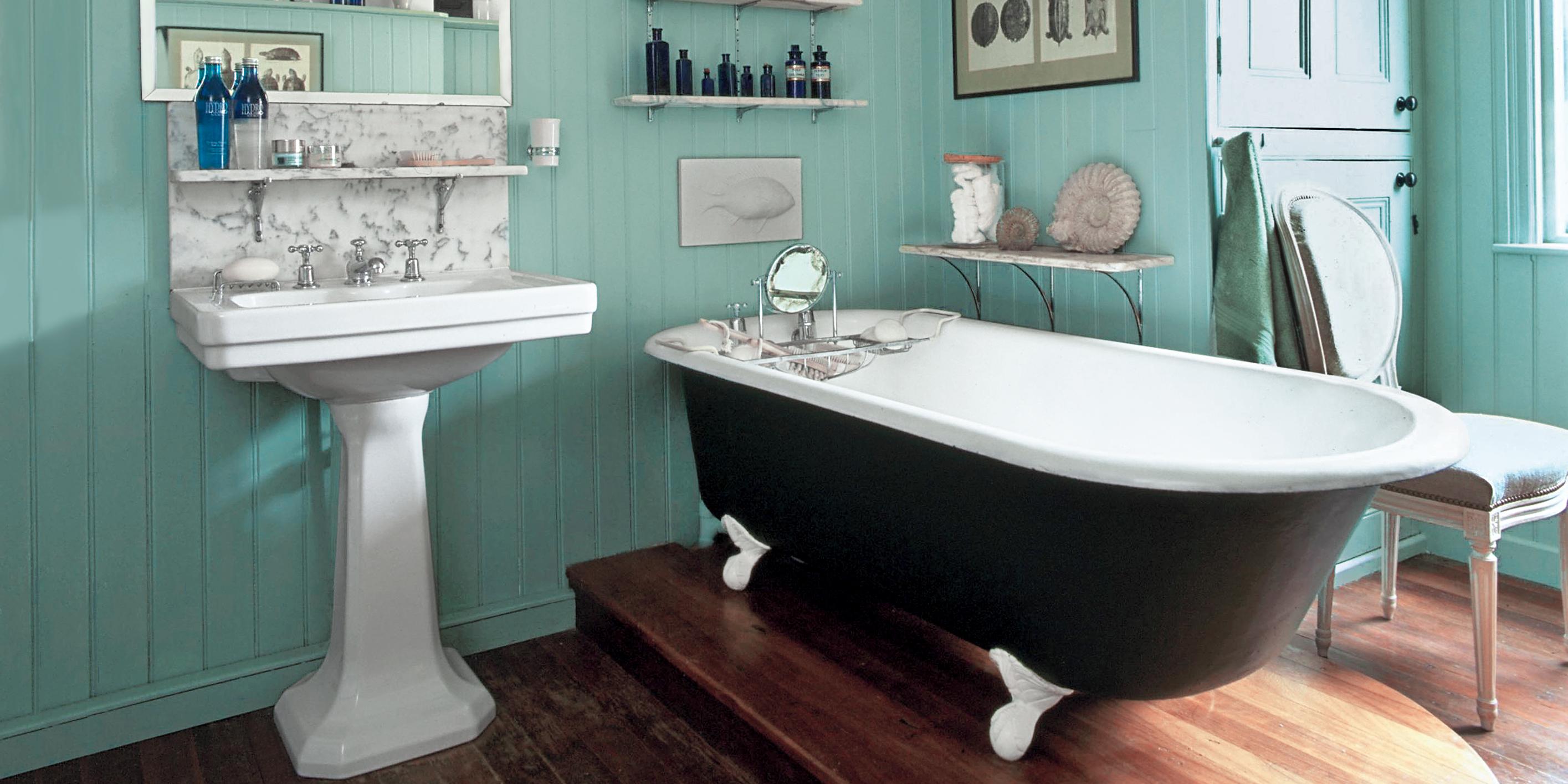 античный стиль ванная