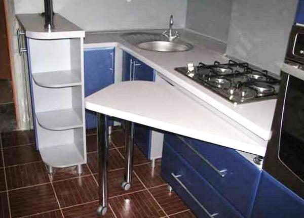 кухня трансформер