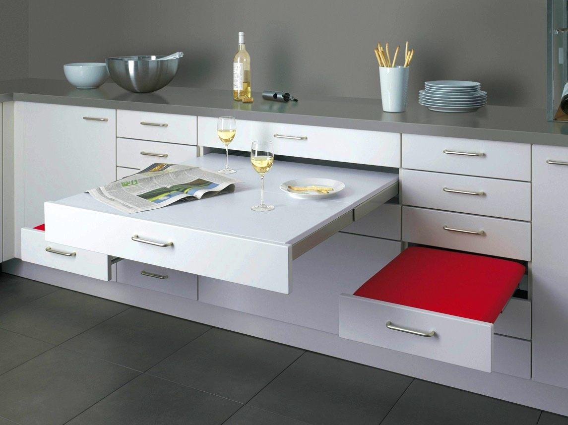 мебель трансформер для маленькой кухни